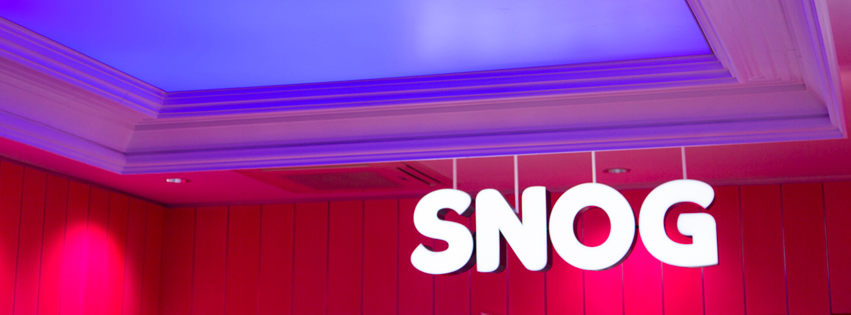 snog stretch ceiling led