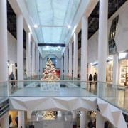 Barrisol Welch Meadowhall Shopping Centre Project