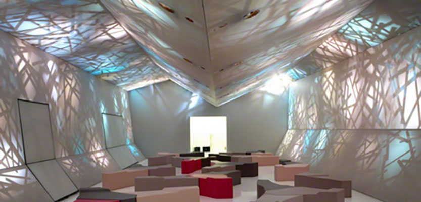 Barrisol Projection Ceiling
