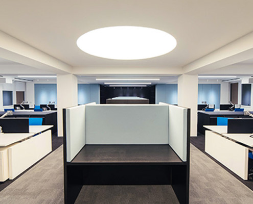 Barrisol Commercial Stretch Ceilings