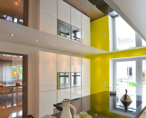 Barrisol Mirror Residential Installations