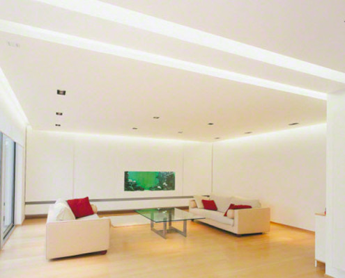 Barrisol Stretch Ceilings and Walls