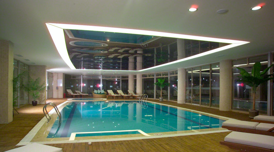 Barrisol Applications Swimming Amp Leisure Projects