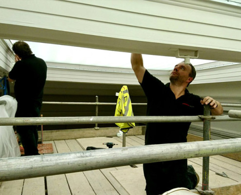 Barrisol Welch Professional Stretch Ceiling Installers