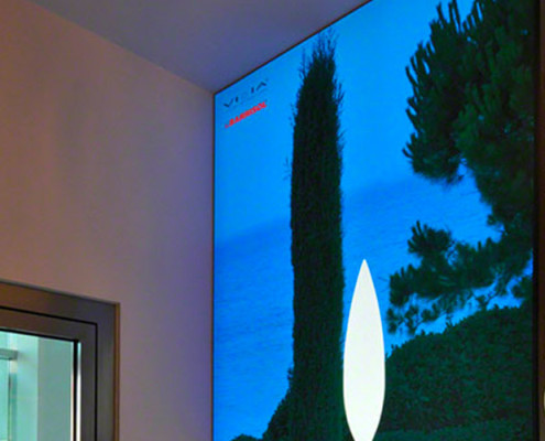 Barrisol Illuminated Poster Displays