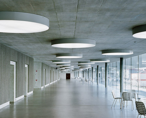 Barrisol Acoustic Light Features