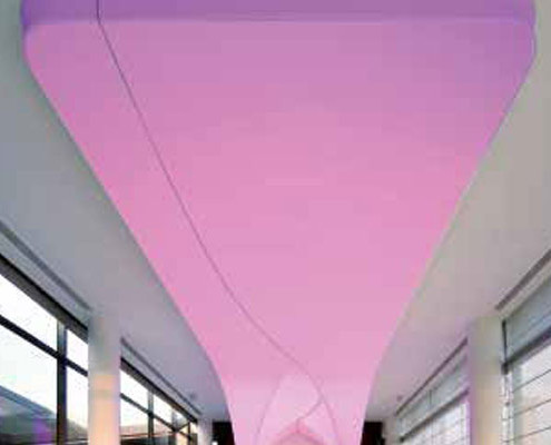 Barrisol 3D Stretch Ceiling Features