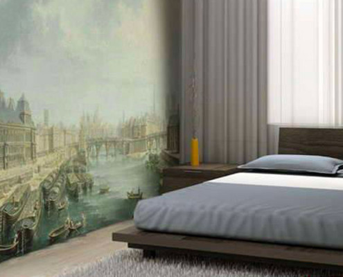 Barrisol Editions Wall Murals