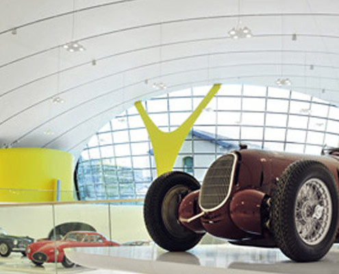 Barrisol-Installations-Museo-Enzo-Ferrari