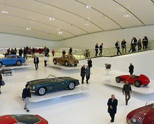 Barrisol-Stretch-Ceiling-Installation-Museo-Enzo-Ferrari