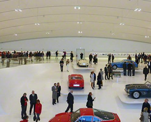 Barrisol-Stretch-Ceiling-Museo-Enzo-Ferrari