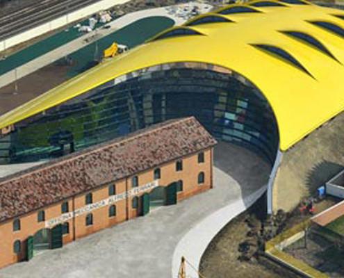 Museo-Enzo-Ferrari-Moderna-Italy