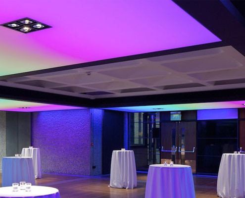 Barrisol-Welch-Illuminated-Acoustic-Ceiling-Installation