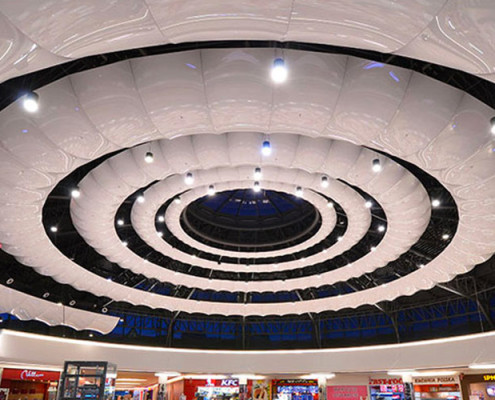 Barrisol 3D Ceiling Features
