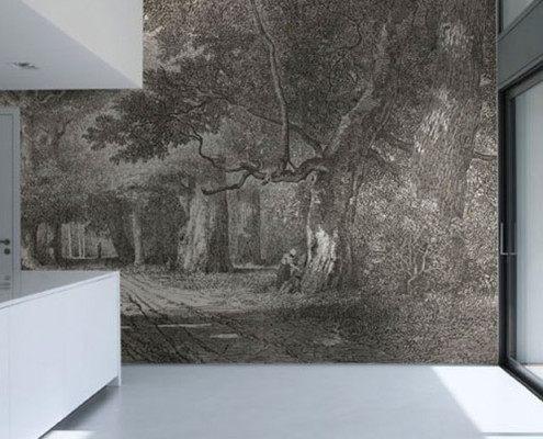Barrisol Printed Walls