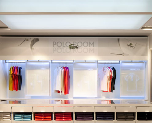 BW Lacoste Retail Outlet