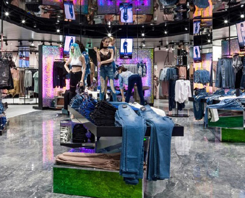 BW Missguided Flagship Store Stratford