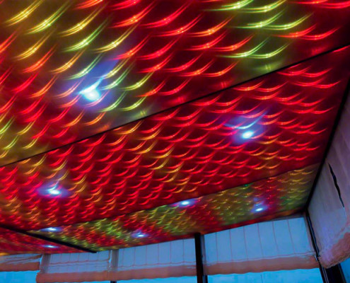 Barrisol 3D Colour Changing Lights