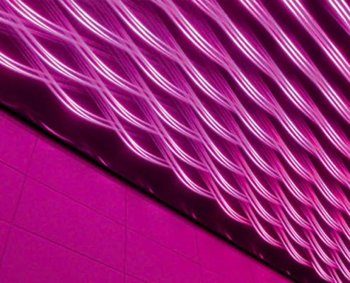 Barrisol 3D Light Installation