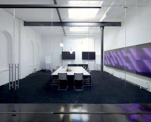 Barrisol 3D Office Feature Lighting