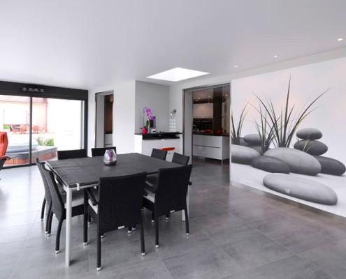 Barrisol Artolis Contemporary Home Installation