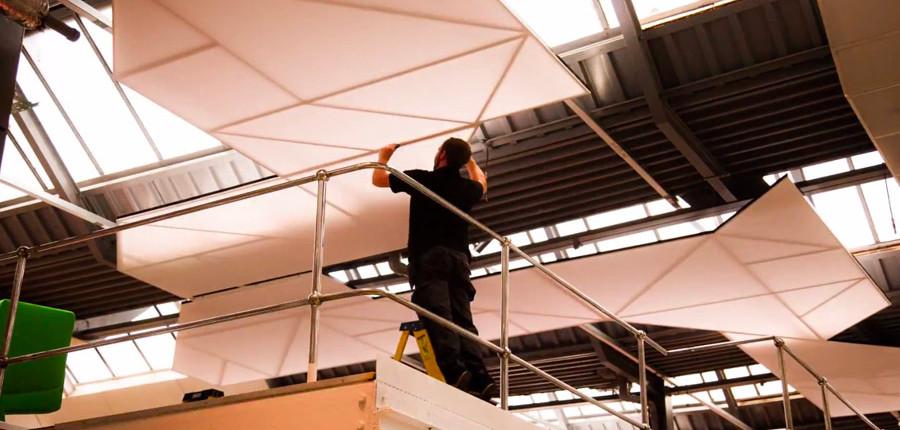 Barrisol- Welch Barrisol Artolis Installations