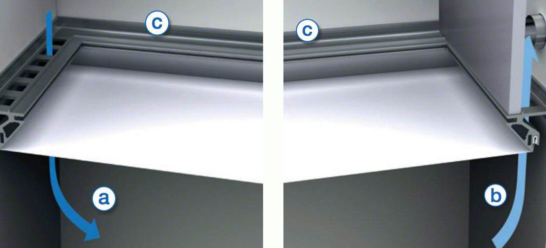 Barrisol Clim Acoustic Luminous Climatisation