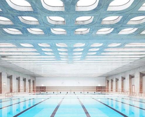 Barrisol Illuminated Acoustic Ceilings