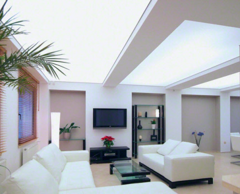 Barrisol Illuminated Residential Ceilings