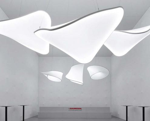 Barrisol 3D Lighting
