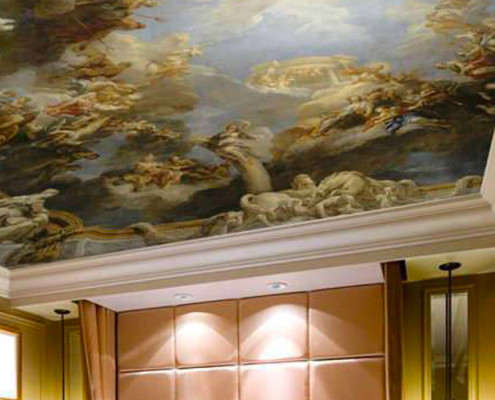 Barrisol Editions Printed Ceilings