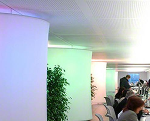 Barrisol-Illuminated-Office-Walls