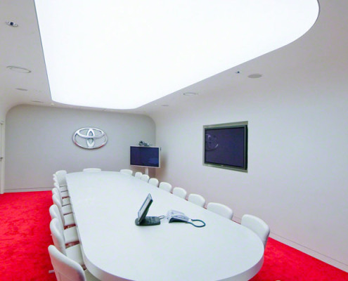 Barrisol Conference Room Lighting