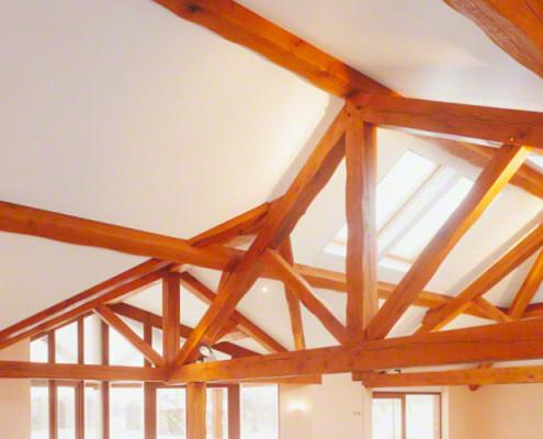 Barrisol Domestic Stretch Ceiling Installation
