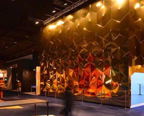 Barrisol Lovegrove Exhibition Stand Design