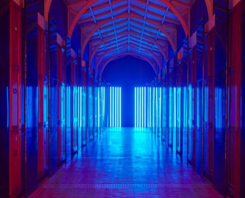 Barrisol Museum Exhibition Installation
