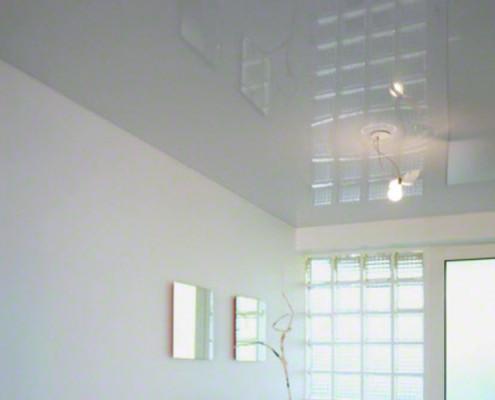 Barrisol Stretch Ceiling Hallway Installation