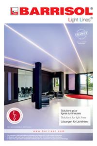 Barrisol Light Lines Brochure