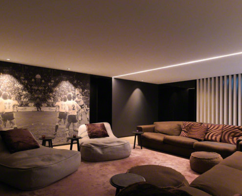 Barrisol Light Lines For The Home